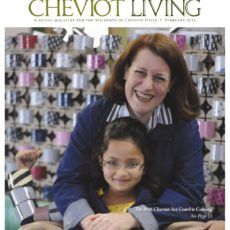 "Cheviot Living article ""Yard of the Month"" by Katrina L. Coombs"
